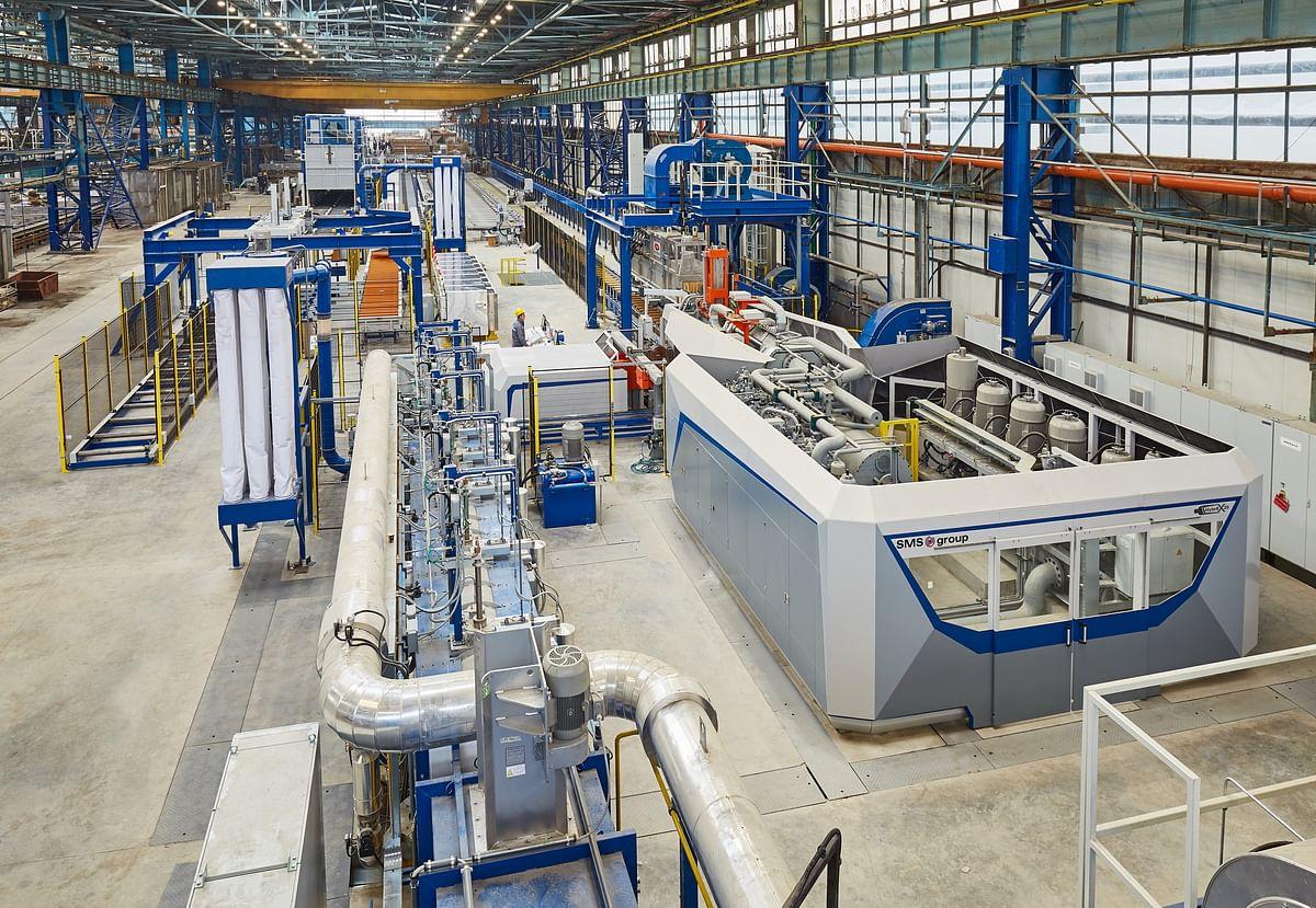 Alcomet Starts Aluminium Profiles Plant in Bulgaria