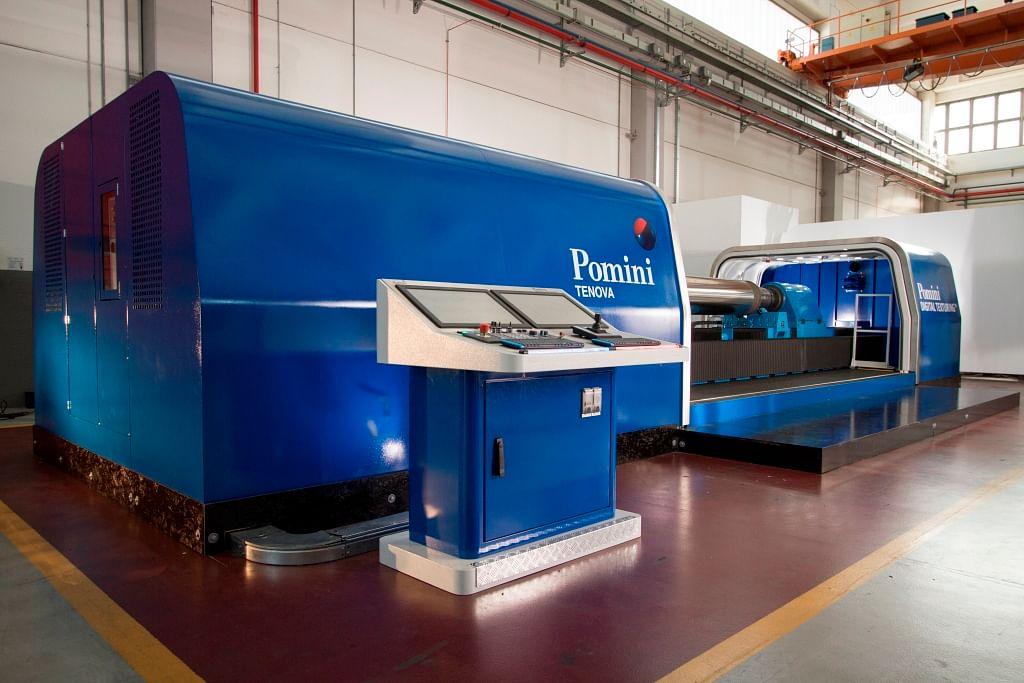 Tenova's Pomini Digital Texturing Obtains LCA Certification
