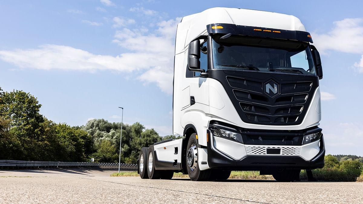 IVECO & Nikola Inaugurate Electric Trucks Plant in Ulm in Germany