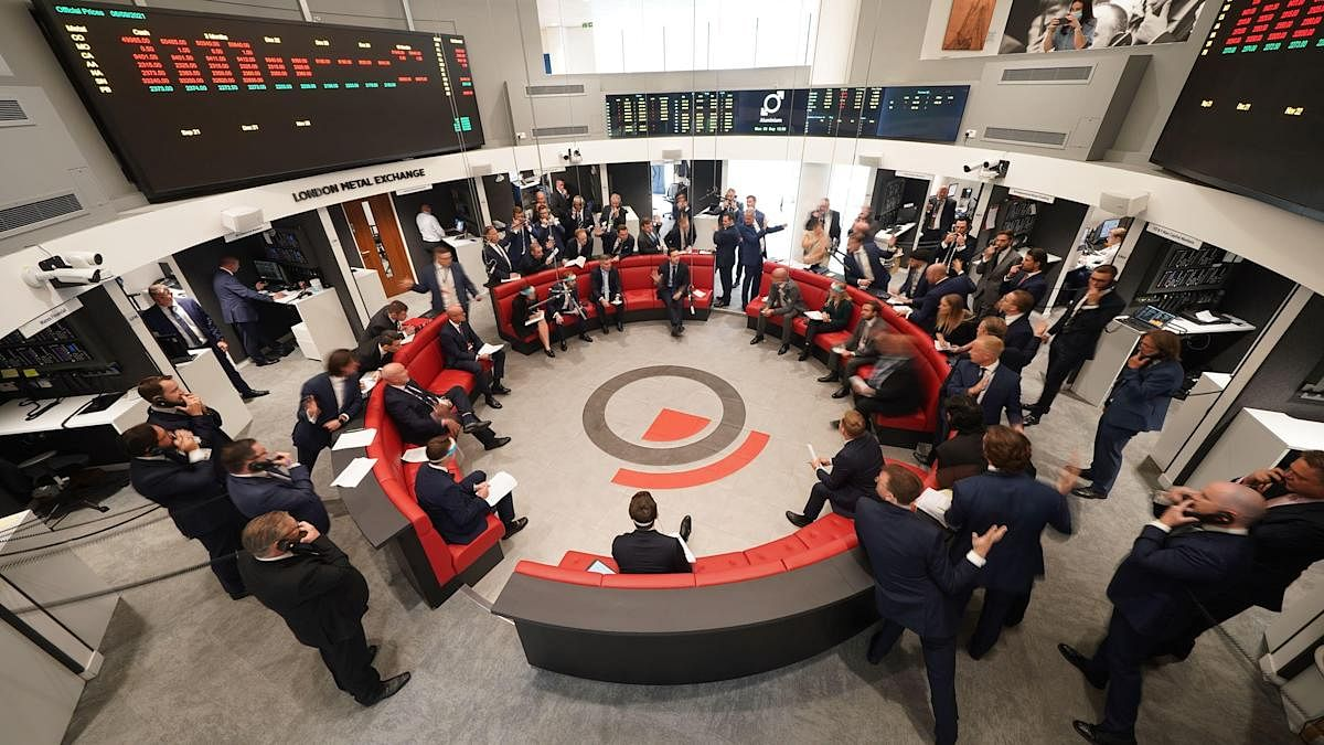 Aluminium Prices Explode  LME Ring Reopens for Traditional Trading