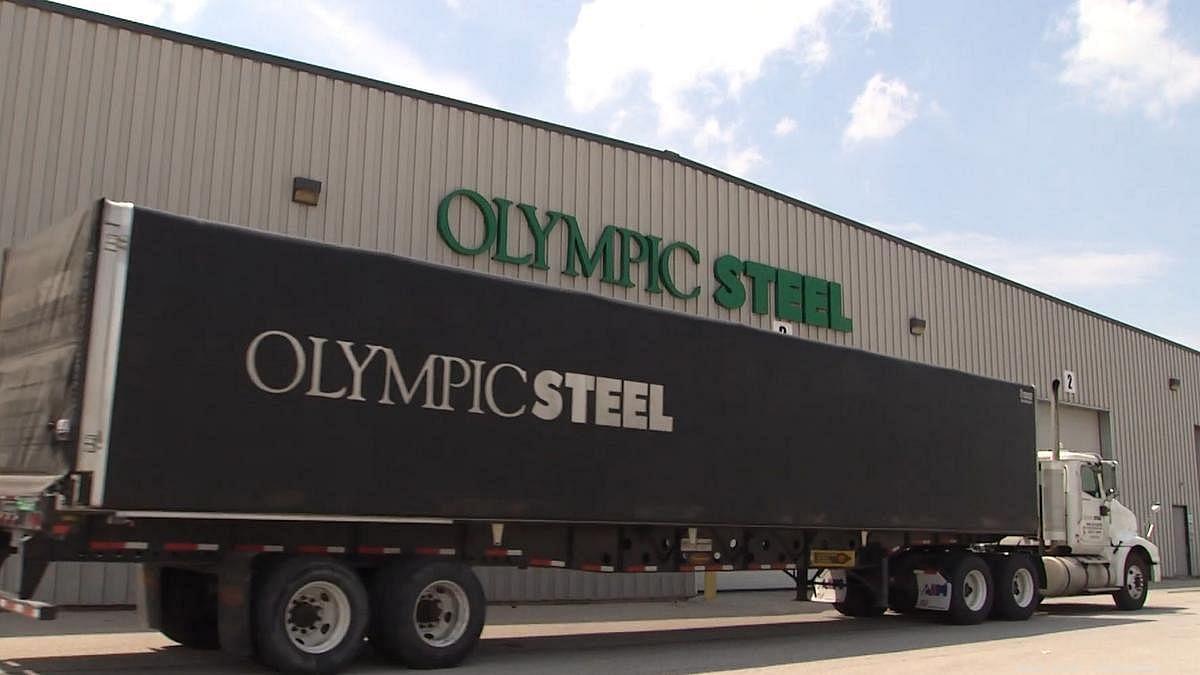 Olympic Steel Names Mr Brian C Harkins as Vice President Aluminum