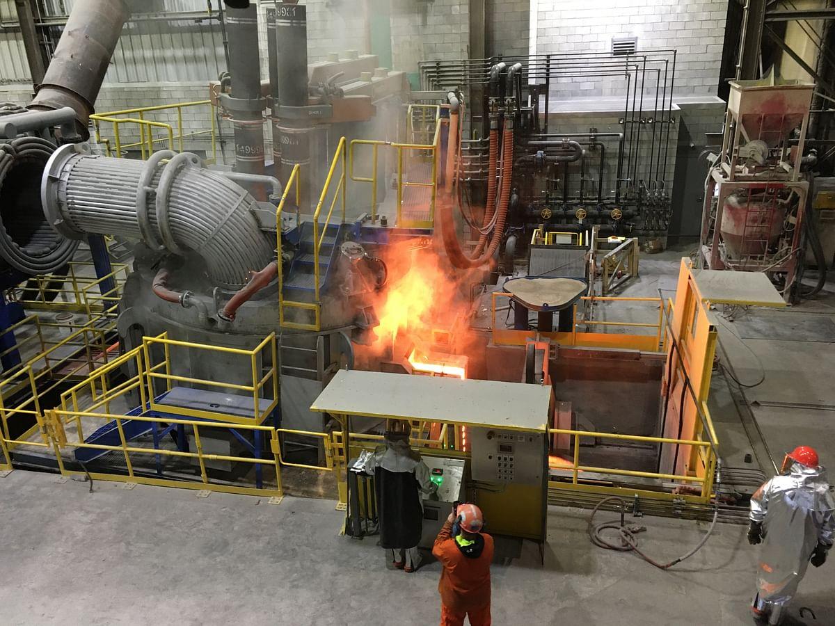 Primetals Electric Arc Furnace Starts at ATI Latrobe in USA
