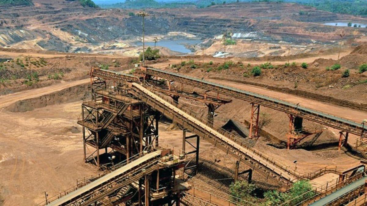 Rungta Mines & Tata Steel Bag Mineral Blocks Odisha Auctions