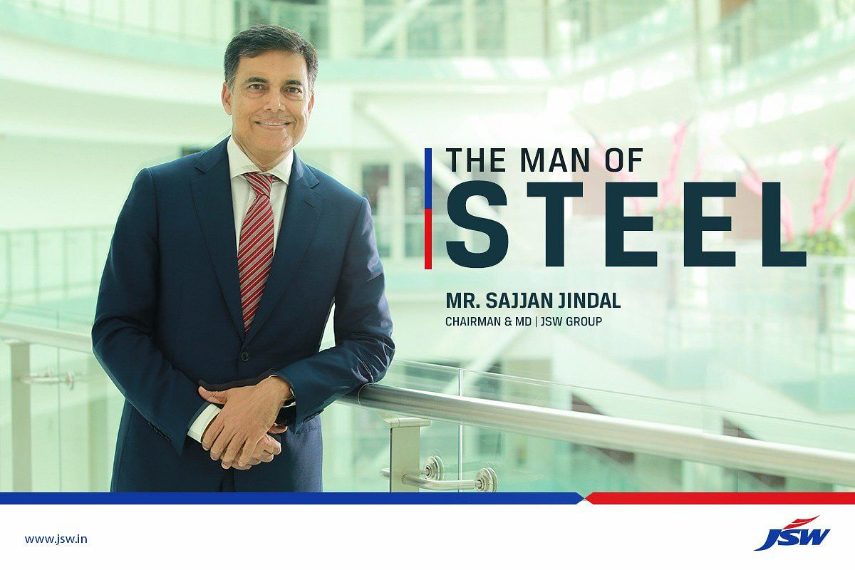 Mr Sajjan Jindal Expects Improvement in Steel Prices in India