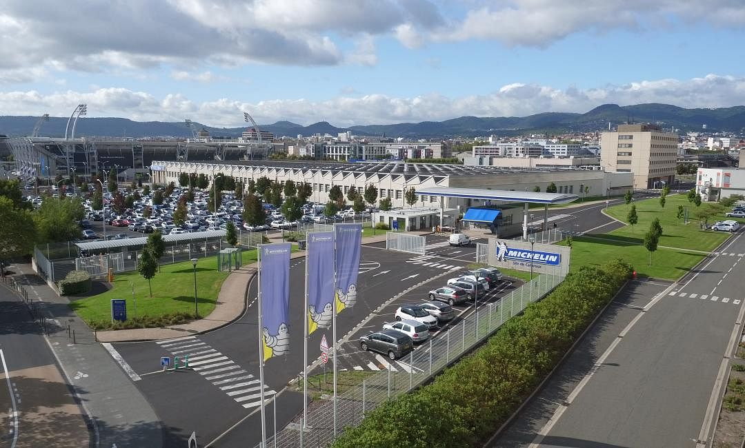 Michelin Selects ENGIE Decarbonisation of Cataroux site in France