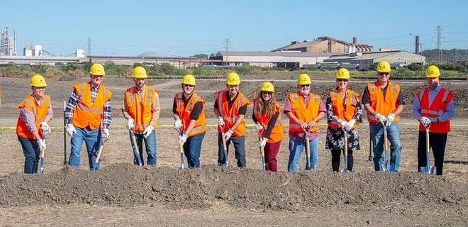 Gerdau Long Steel North America Breaks Ground on Solar Project