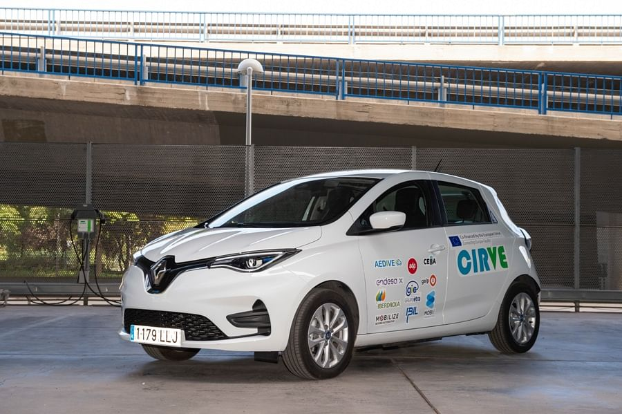 Mobilize Accelerates Iberian Motorways Electrification with CIRVE