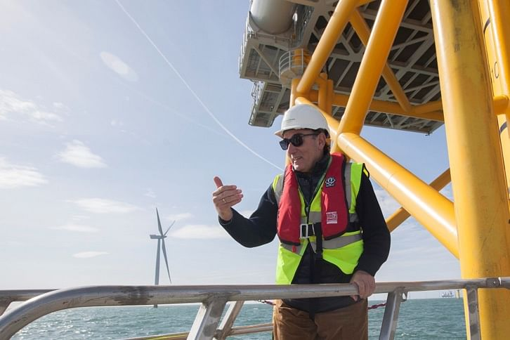 Iberdrola Expands with Development of 6 GW Pipeline in Taiwan