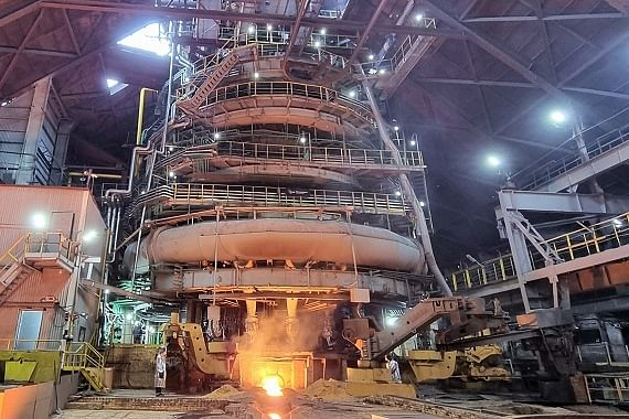 Metalloinvest Launches Modernised Blast Furnace 3 at Ural Steel