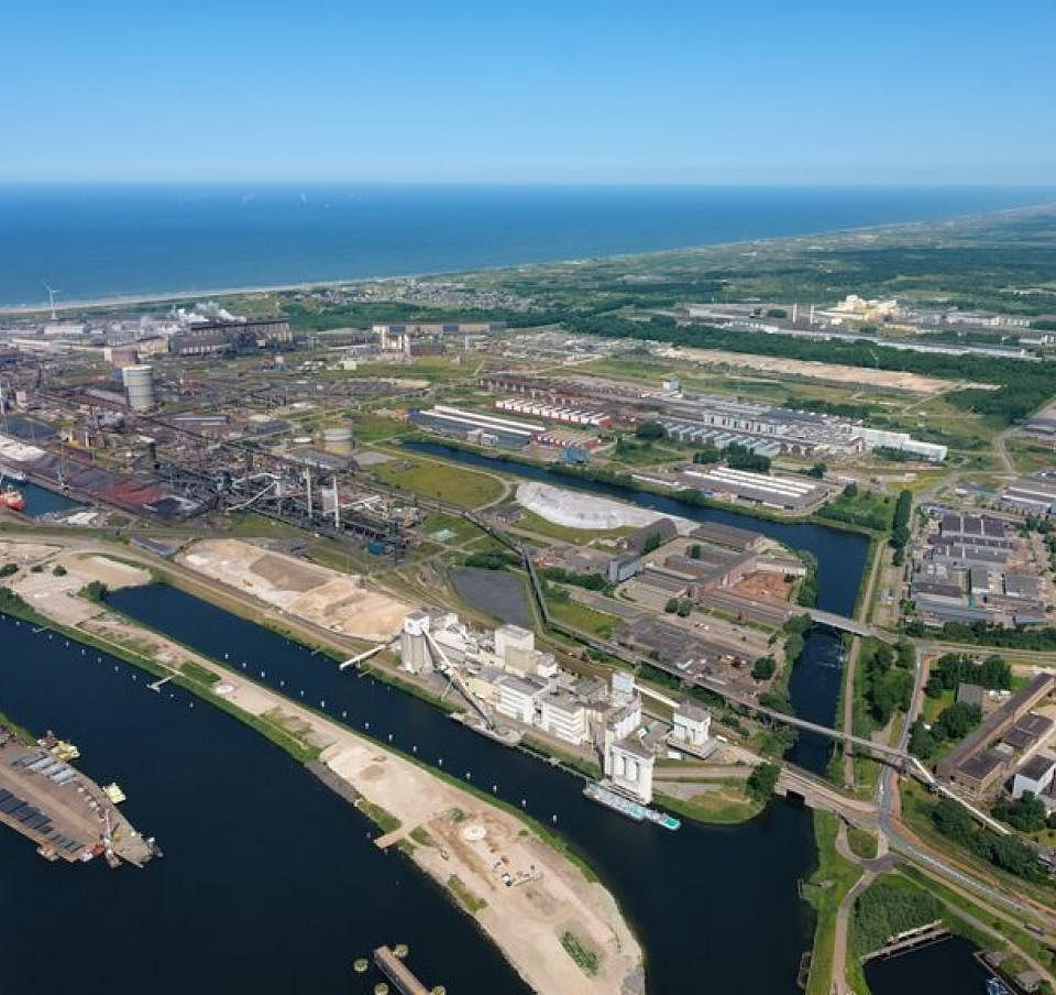Tata Steel Opts for Hydrogen Route at IJmuiden Steelworks