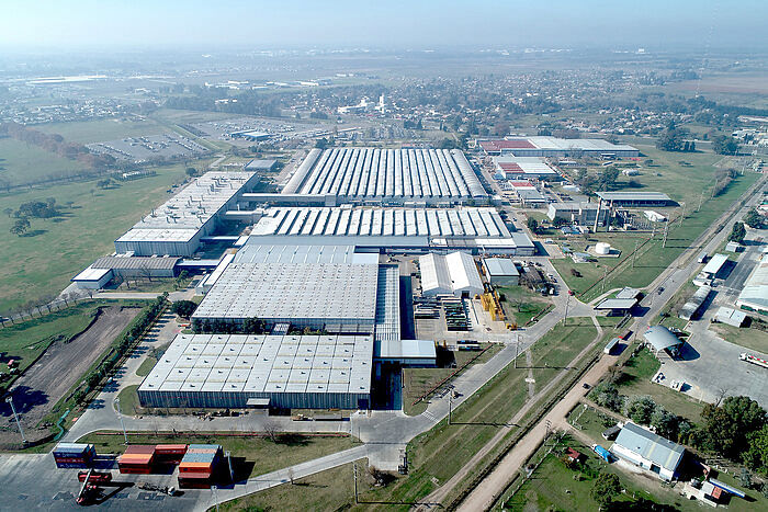 Mercedes-Benz Celebrates 70 Years of Production in Argentina
