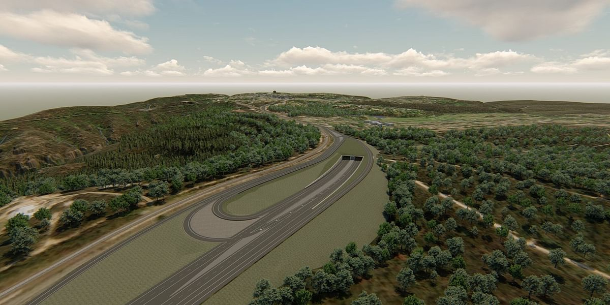 NSW Selects AECOM for Historic Blue Mountains Tunnel