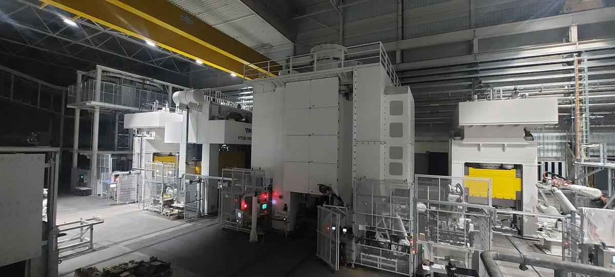 New Forging Line Starts Production at ThyssenKrupp Homburg Plant