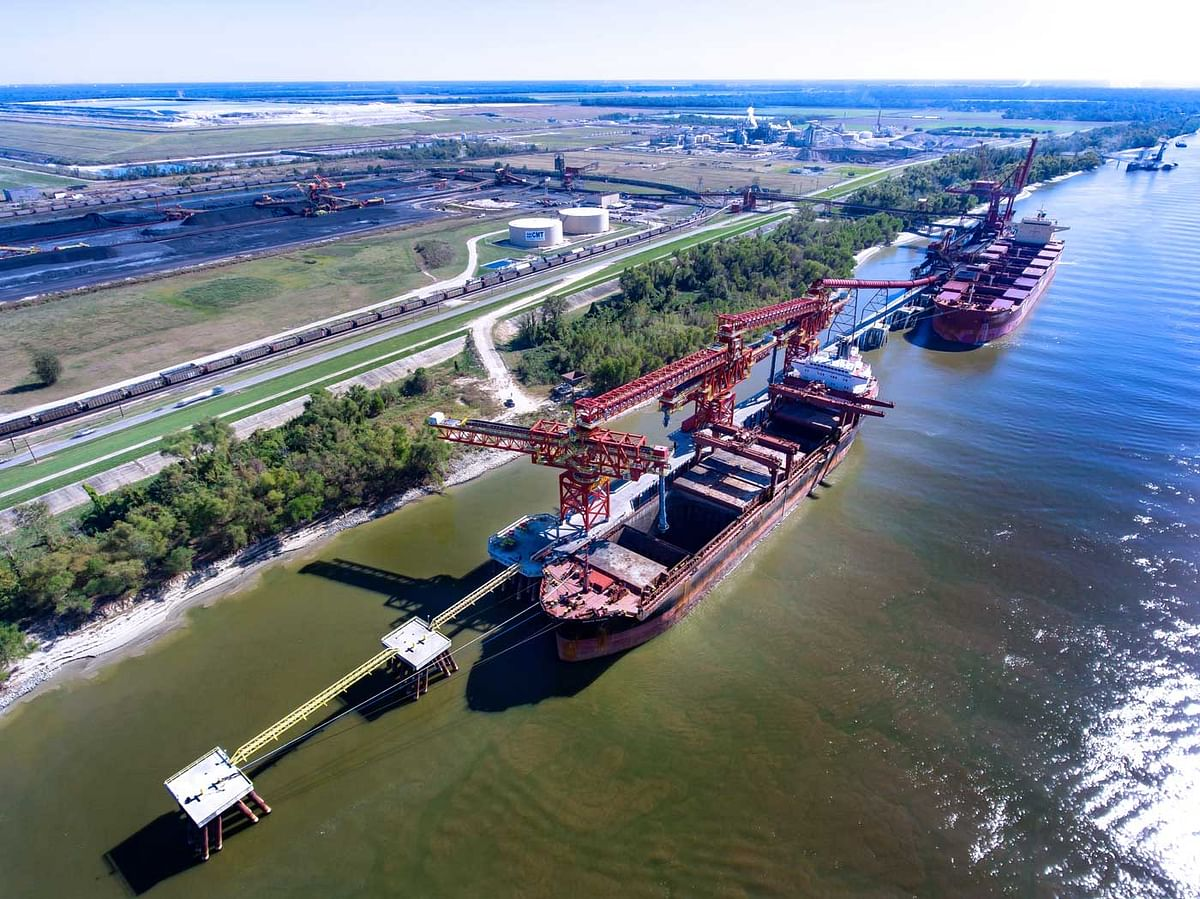 SunCoke Energy Resumes Operations at Convent Marine Terminal