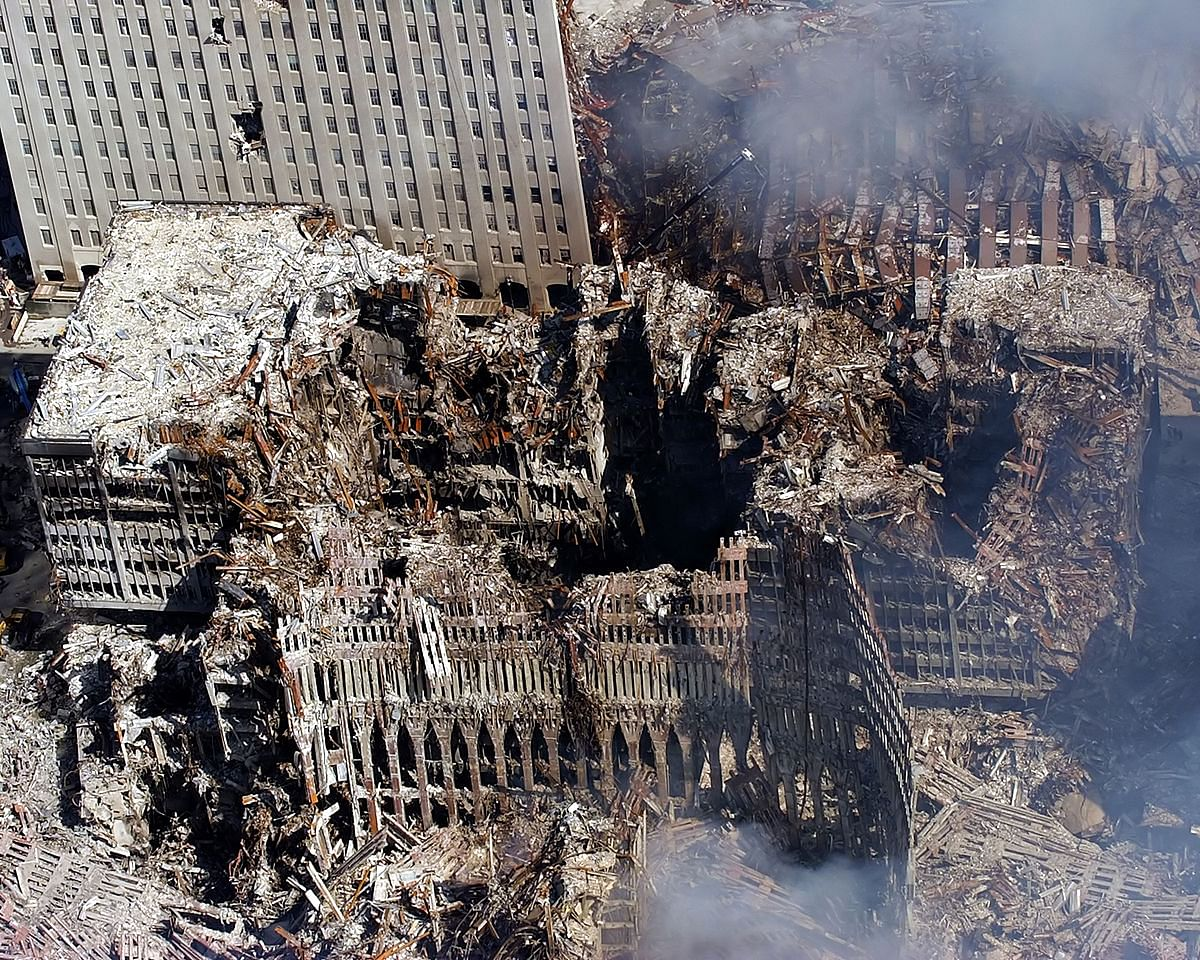 Remembering Steel Column Failure Led Collapse of Twin Towers