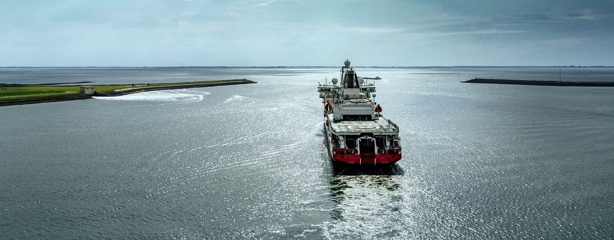 Polar Research Vessel Nuyina Departs Damen Shipyards for Australia