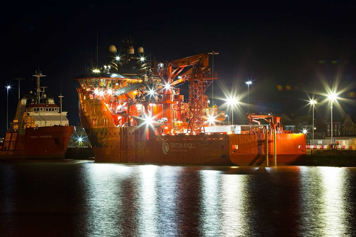 RWE Invests in Grimsby Hub Operations & Maintenance Base