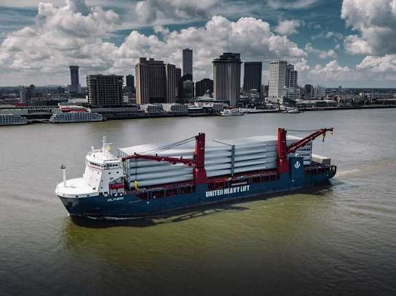 Kongsberg's COACH Solutions Partnering with United Heavy Lift