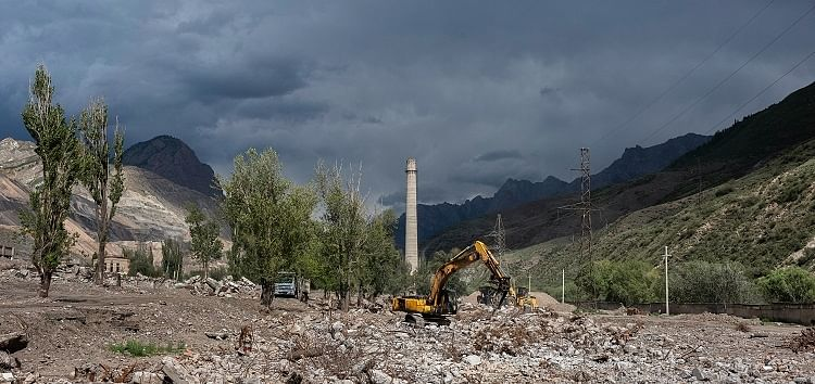 EBRD Supports Cleaning Up Kyrgyz Republic's Poisonous Uranium Past