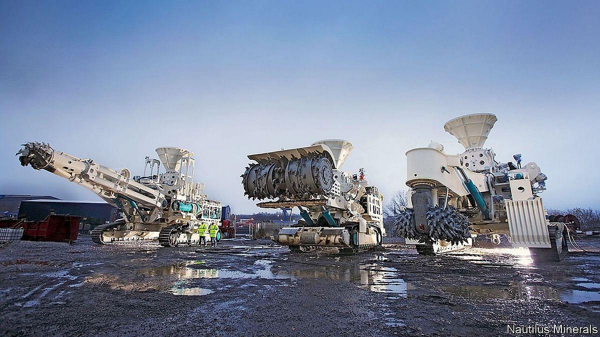 Wilhelmsen & NorSea Take Stake in Loke Marine Minerals