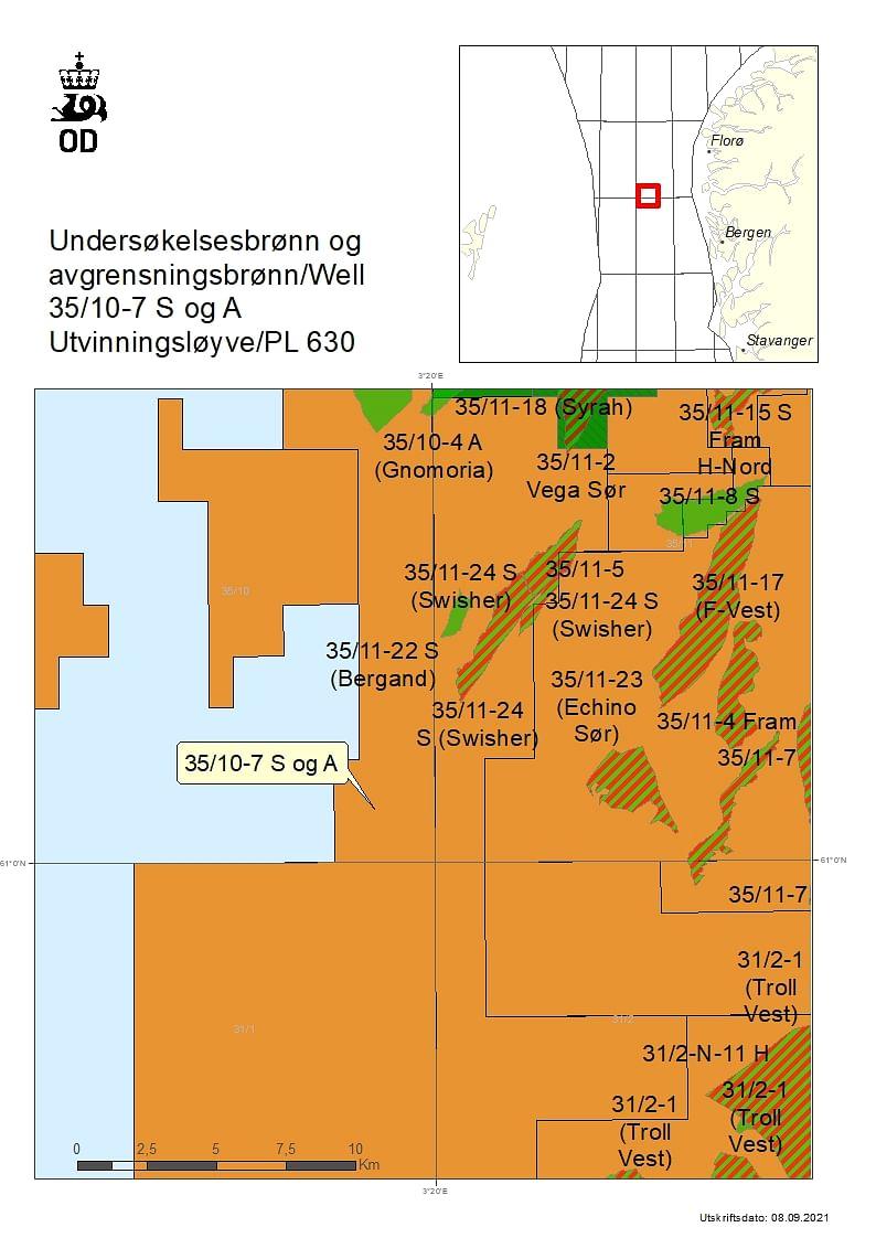 NPD Grants Drilling Permit to Equinor Energy