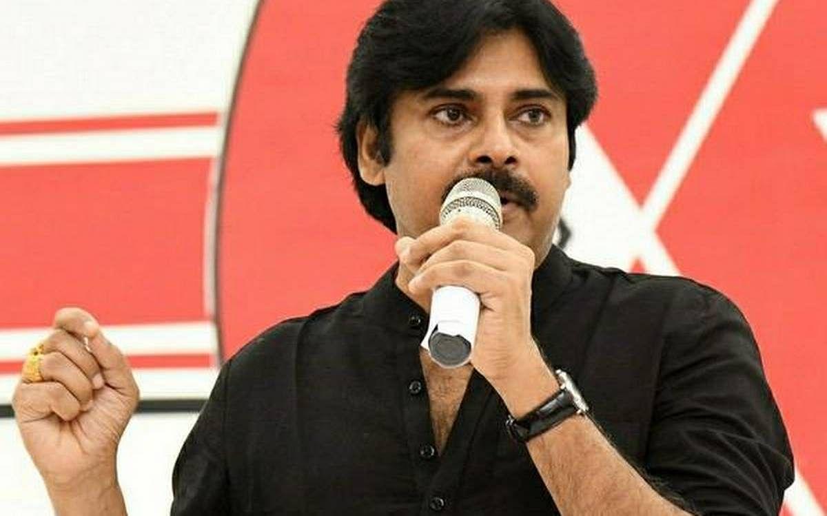 Mr Pawan Kalyan's Jana Sena Party to Step up RINL VSP Agitation