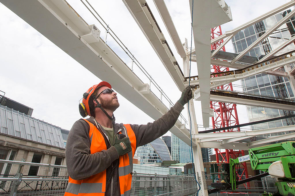 UK's Structural Steel Specialist Severfield is Carbon Neutral