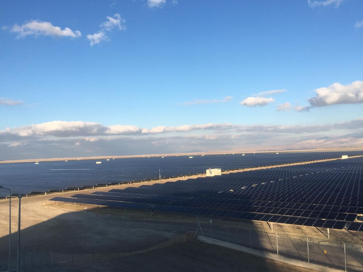 GE Renewable & Kalyon to Power Turkish Solar Projects