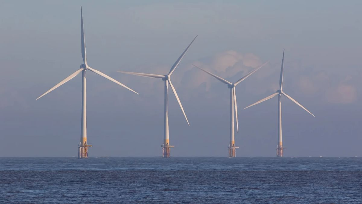 Global Offshore Wind Energy Compact signed by IRENA & GWEC