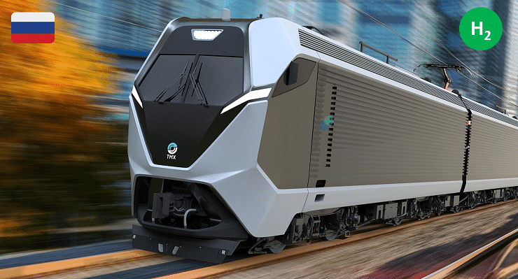 Hydrogen Fuel Cell Trains Project on Sakhalin Starts