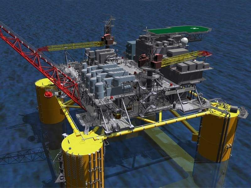 Shell Commits to Investment on Timi Offshore Wellhead Platform