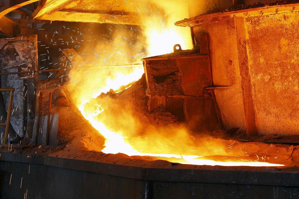 US Steel Production Capacity Improves in Week 38