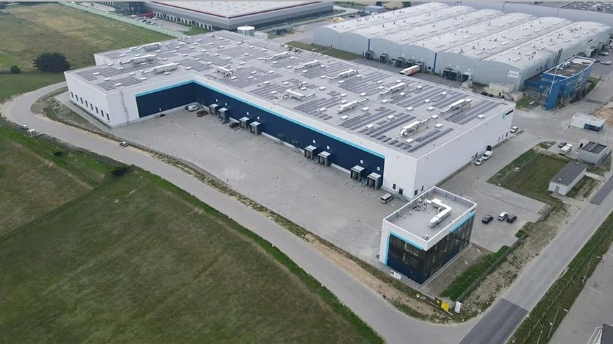 Maersk Expands Pharma Distribution Centre in Poland