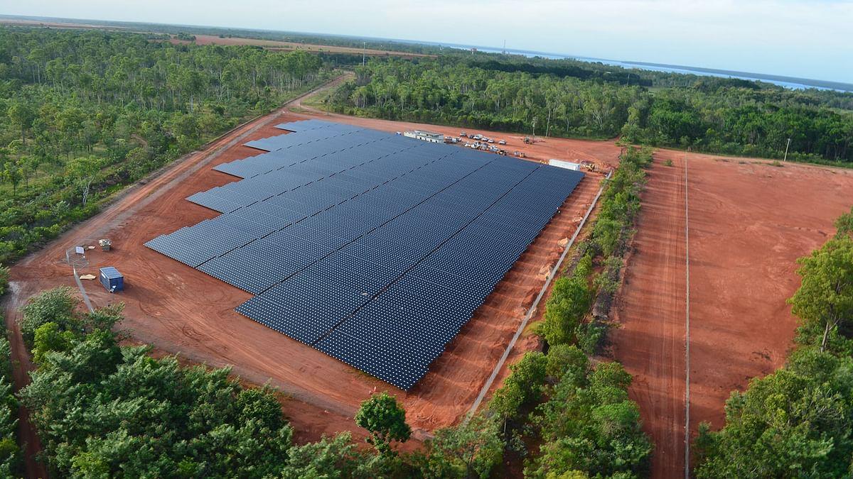 Rio Tinto to Triple Weipa Solar Capacity & Add Battery Storage
