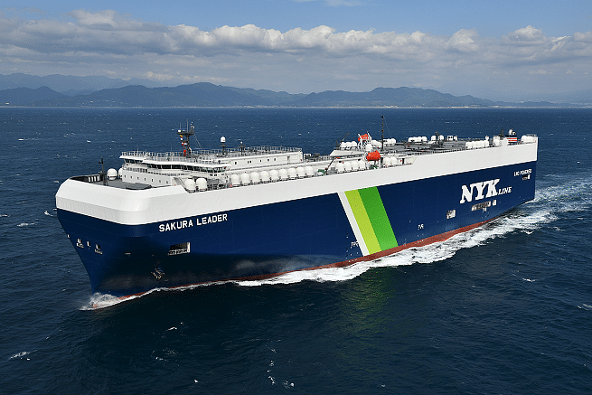 bp & NYK Line Join Forces to Decarbonise Hard to abate Sectors
