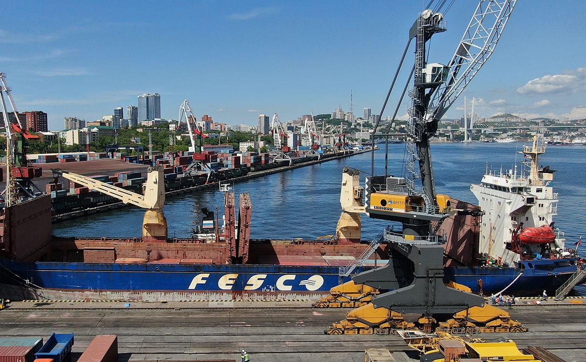ROSATOM & FESCO to Create Logistic Hub at Port of Vladivostok