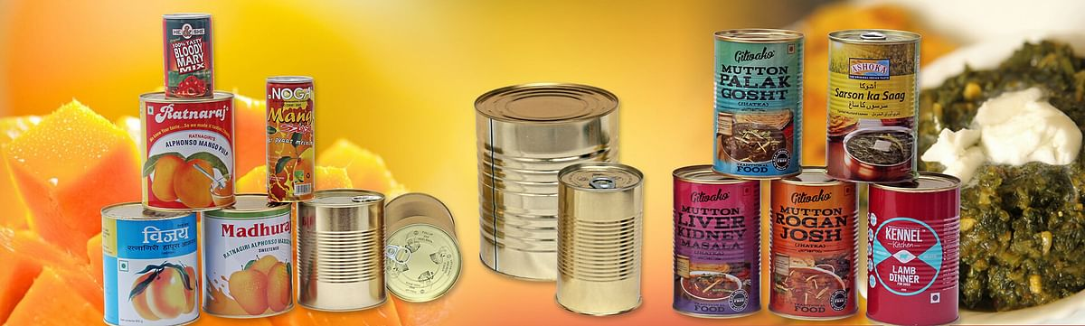 Indian Tin Can Makers See Output Shrinking on Import Curbs