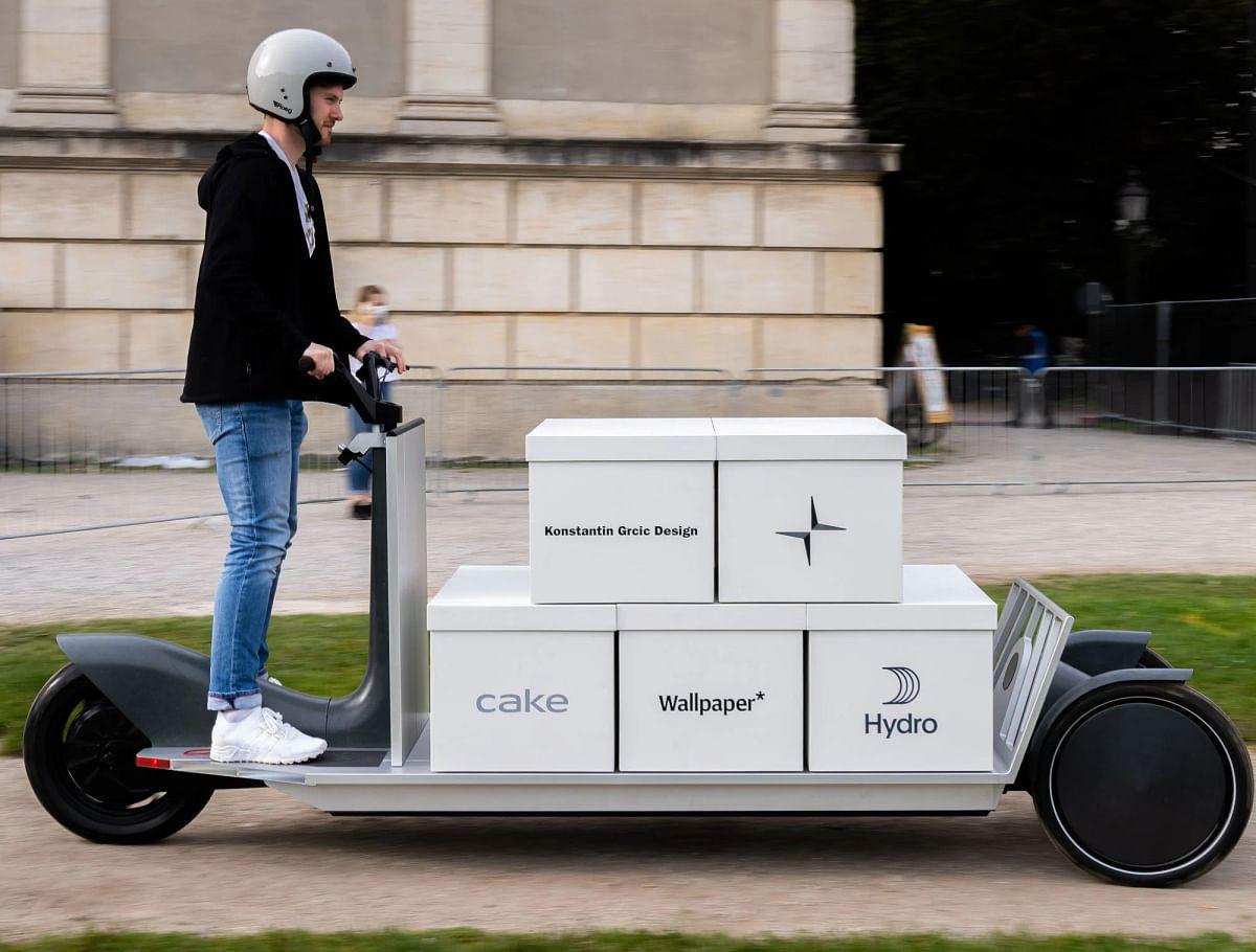 Re:Move Prototype Unveiled at IAA 2021