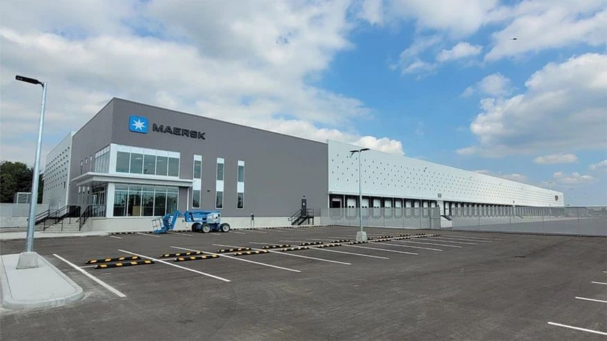 Maersk Canada Opens New Vancouver Facility