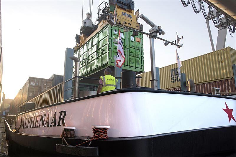 Wärtsilä Batteries Make Inland Waterway Vessels Zero Emission