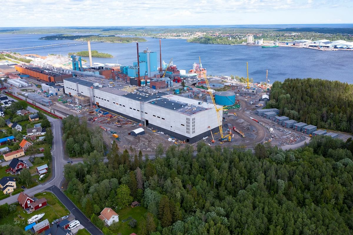 ABB & Voith Help SCA to Drive Investment Program Forward