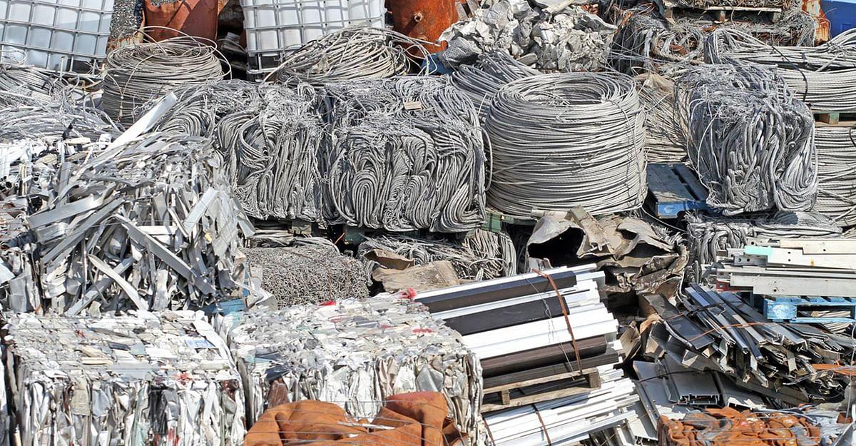 Aluminium Scrap Recycler in Gujarat Seek Zero Duty on Scrap Import
