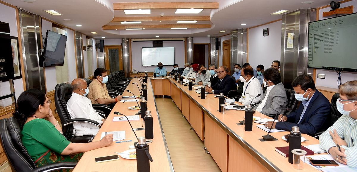 Committee Constituted for Coal Gasification for Steel Production