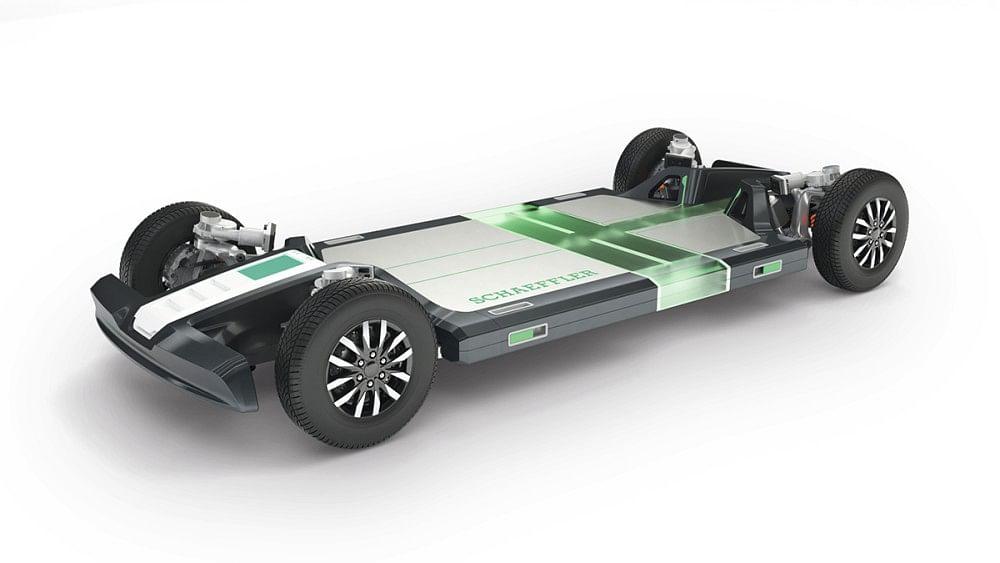Schaeffler & Mobileye to Industrialize Self Driving Shuttles