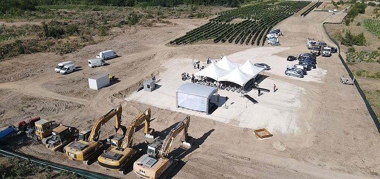Construction Startson Albania Macedonia Electricity Interconnector