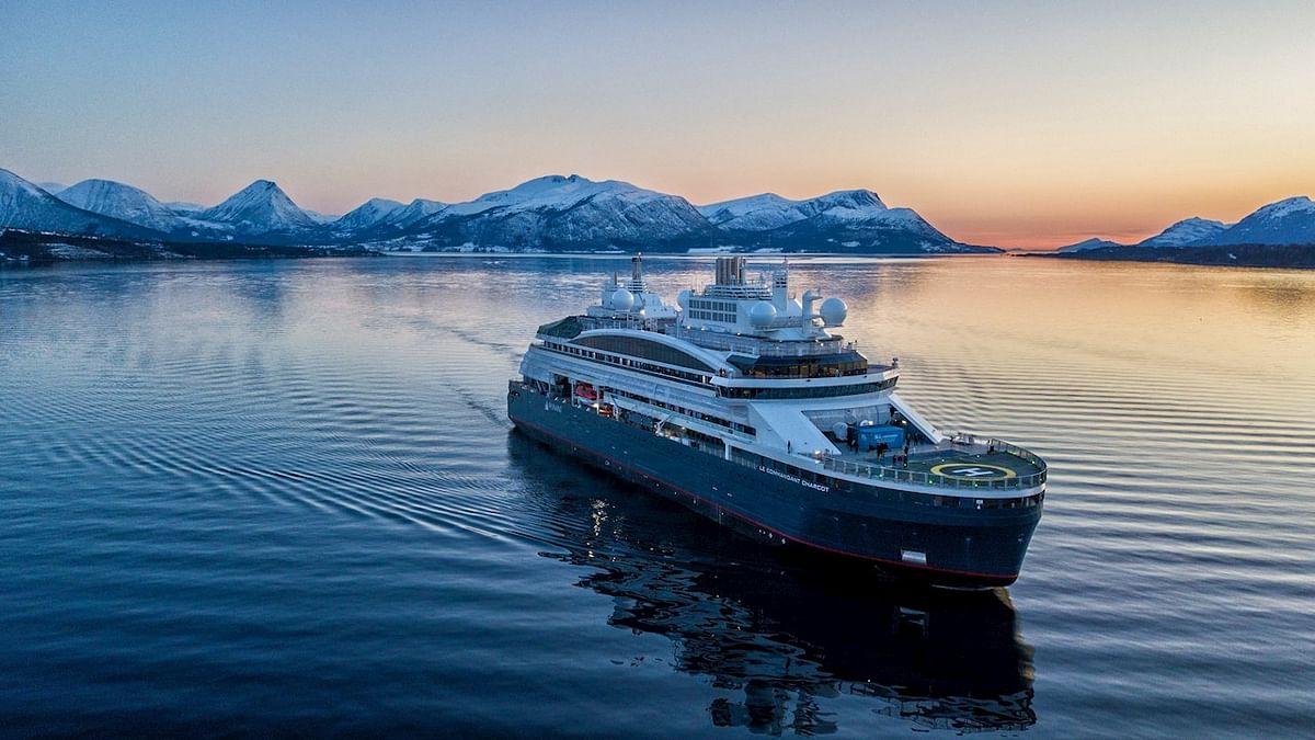 Polar Explorer Le Commandant Charcot reaches North Pole