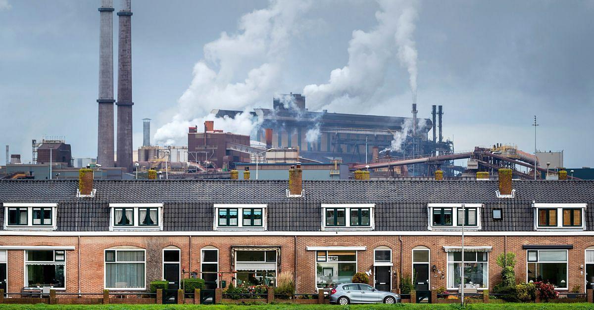 Health Concerns Raised forPeople Living Around Tata Steel IJmuiden