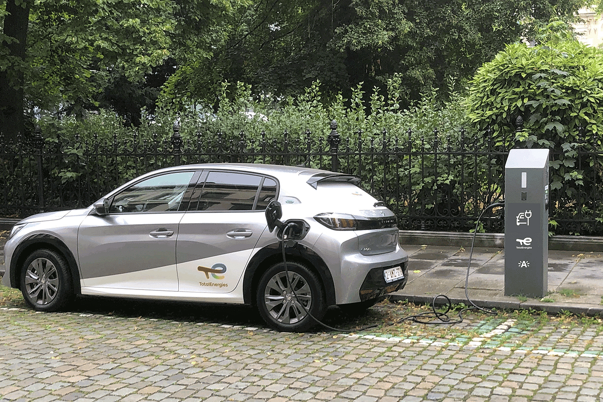 TotalEnergies to Install EV Chargers in City of Antwerp
