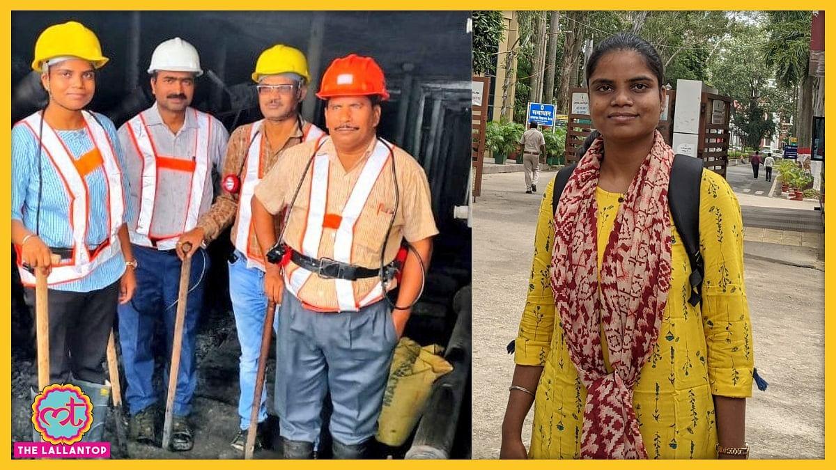 Ms Akanksha Joins CIL CCL as Underground Mine Engineer