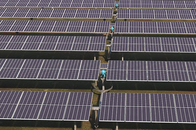 Gonvarri Solar Steel Smart Trackers for Naturgy Projects in Spain
